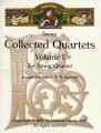 Collected Quartets Vl 2 for String Quartet