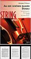 Strauss An der schonen blauen Donau for String Quartet (Uetz)