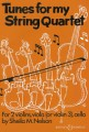 Nelson Tunes for my String Quartet