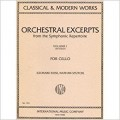 Orchestral Excerpts for Cello Vol1
