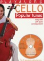 Playalong for Cello - Popular Tunes with CD