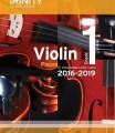 Trinity Violin Exam Pieces 2016-2019 Violin/Piano