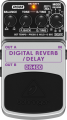 Behringer DR400 Digital Reverb/ Delay Pedal with free shipping
