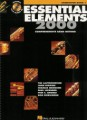 Essential Elements 2000 Conductors Bk 1 Incl. CD