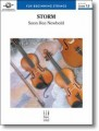 Storm for String Orchestra (Grade 1.5) arr. Soon Hee Newbold