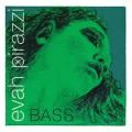 Evah Pirazzi's Solo Tuning 3/4 Bass Set