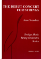 The Debut Concert for String Orchestra by Anne Svendsen