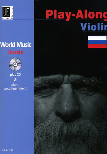 Play Along Violin - World Music - Russia - Animato Strings