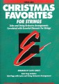 Christmas Favorites for Strings: Solos and Strings Orchestra (Bass Part)