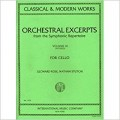 Orchestral Excerpts for Cello Vol3