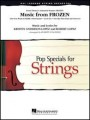 Music frrom Frozen For String Orchestra by Robert Longfield Grade 3.5