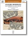 Allegro Moderato (Symph. No. 29) For String Orchestra (by Robert D. McCashin, Gr 4)