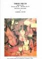 Faure, Three Pieces (Apre Un Reve, Pavane OP50, and Berceuse Op16)for Viola