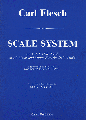 Carl Flesch Violin Scale System (Carl Fischer)