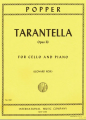Popper, Tarantella for Cello (IMC)