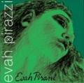 4/4 Evah Pirazzi Violin E String Silvery Steel (ball end)
