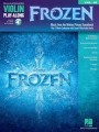 Frozen-- Play- along for violin