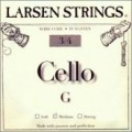 Larsen G 3/4 Cello String- Medium