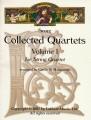 Collected Quartets Vl 1 for String Quartet