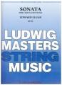 Elgar Sonata for violin and piano (Ludwig Masters)