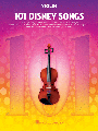 101 Disney Songs for violin/viola/Cello