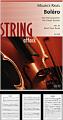 Ravel's Bolero arranged for string quartet (Uetz)