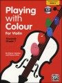 Playing with Colour for Violin Book 3 by Goodey and Litten