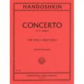Khandoshkin, Concerto in C Major for Viola ( IMC)