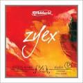 Zyex 4/4 Violin Silver D String