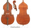 Gliga I French Style Double Bass
