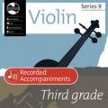 AMEB Violin Grade 3 Recorded Accompaniments (Series 9)