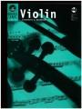 AMEB Violin Grade 3 to 4 CD/Handbook (Series 8)