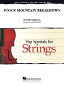 Moore, Foggy Mountain Breakdown - String Orchestra - Grade 3/4