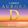 Larsen Aurora Cello D String (Medium)