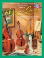 Artistry in Strings Violin Bk 1 or 2 (Kjos)