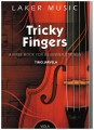 Tricky Fingers for Viola by Timo Jarvela