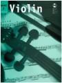 AMEB Violin Grade 3 (Series 8)