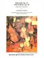 Dvorak, Ballad Op.15 & Nocturne Op.40 for Violin & Piano (Masters)