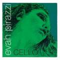 1/2- 3/4 Evah Pirazzi Cello D String