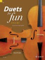 Duets for Fun Cello by Preusser (Schott)