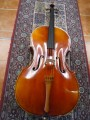 German Cello by Helmut Illner - Goffriller Model