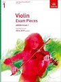 ABRSM, Violin Exam Pieces 2016-2019 for Violin Part