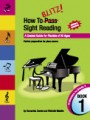 How to Blitz  Sight Reading Book1 (level 1- 10)