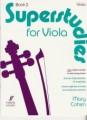 Cohen, Superstudies Bk 2 for Viola