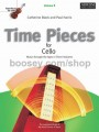 Time Pieces for Cello Vl 3 (ABRSM)