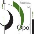 Opal Green Viola D String