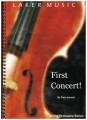 Jarvela, First Concert (Grade 0.5-1)