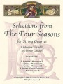 Selections From The Four Seasons for String Quartet (Latham)