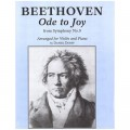 Beethoven, Ode to Joy from Symphony No 9 for violin and piano