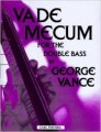 George Vance, Vade Mecum for double bass